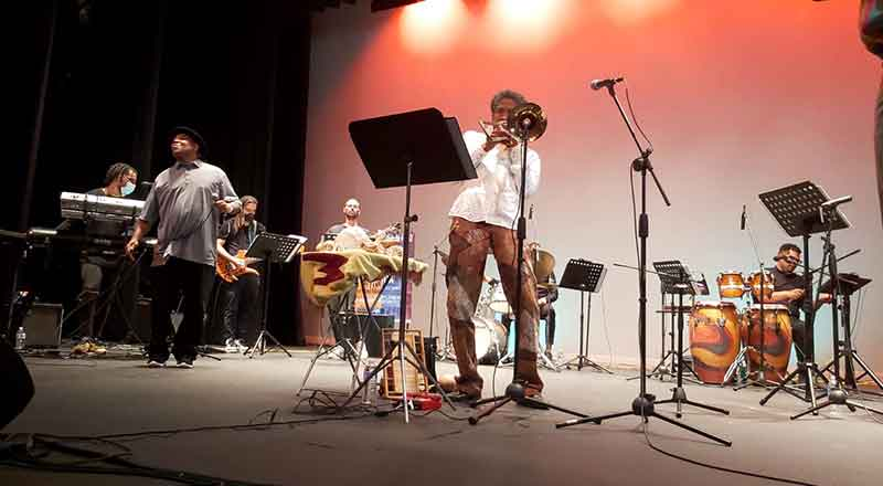 William Cepeda y Afro-Rican Jazz – Concierto Virtual
